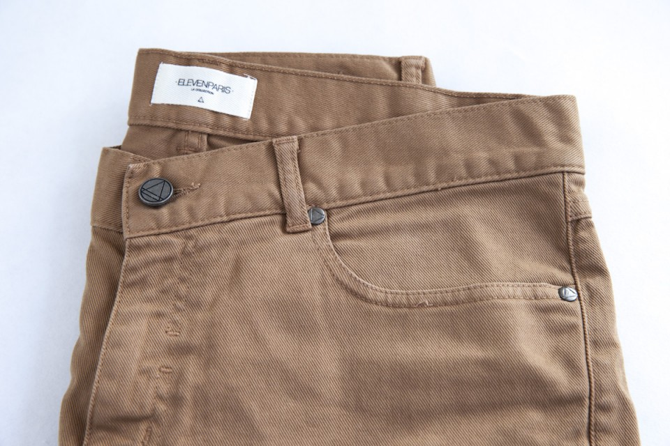 Chino Eleven couleur sable