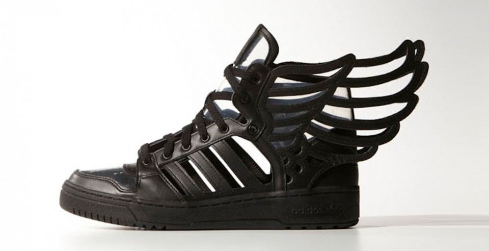 Baskets Adidas Originals JEREMY SCOTT WINGS Cutout – 42 2/3