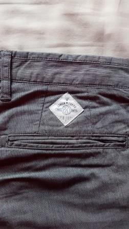 Pantalon Paul Smith gris