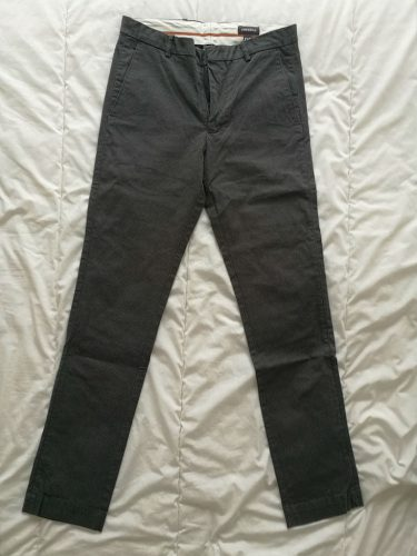 Pantalon avant