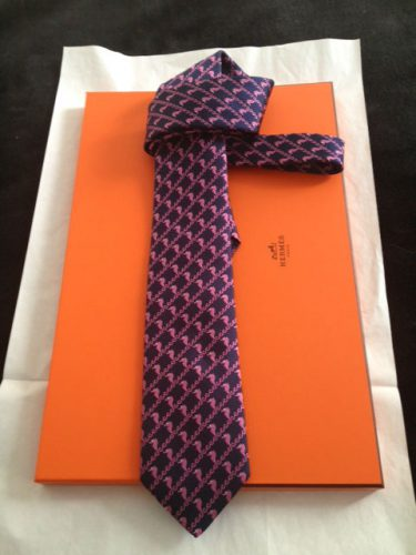 cravate Hermès 1