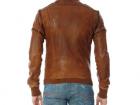 Veste en cuir diesel taille medium neuve avec etiquettes - Image 2