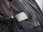 Blouson Dior Homme en cuir noir - Image 2