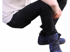 Chaussures montantes yves saint laurent t.44/45 - Image 2