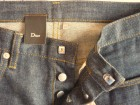 Jeans Dior Homme mij 19cm Brut indigo - Image 3