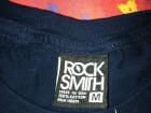 T-shirt Rock Smith bleu marine - Image 2