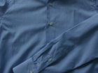 Chemise Howard's bleu ciel à rayures - Image 1
