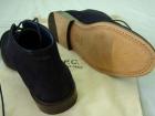 Desert boots APC navy - Image 2