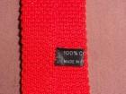 Cravate Bilbaoriginal couleur corail - Image 1