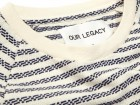 Our Legacy T-Shirt Raglan Mailles - Image 2