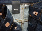 Jeans Dior Homme 19cm Brut w30 - Image 3