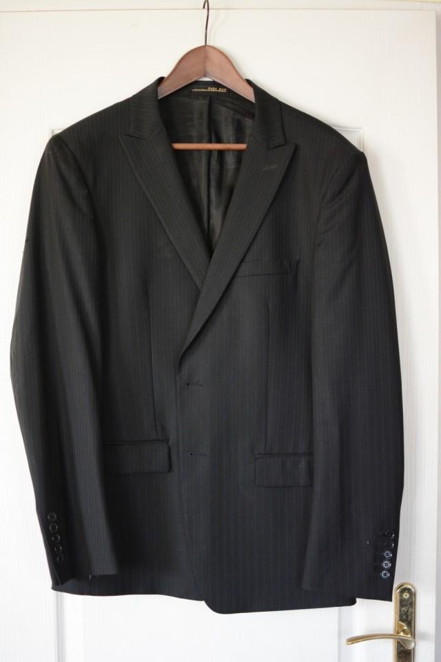 Blazer Zara Man noir
