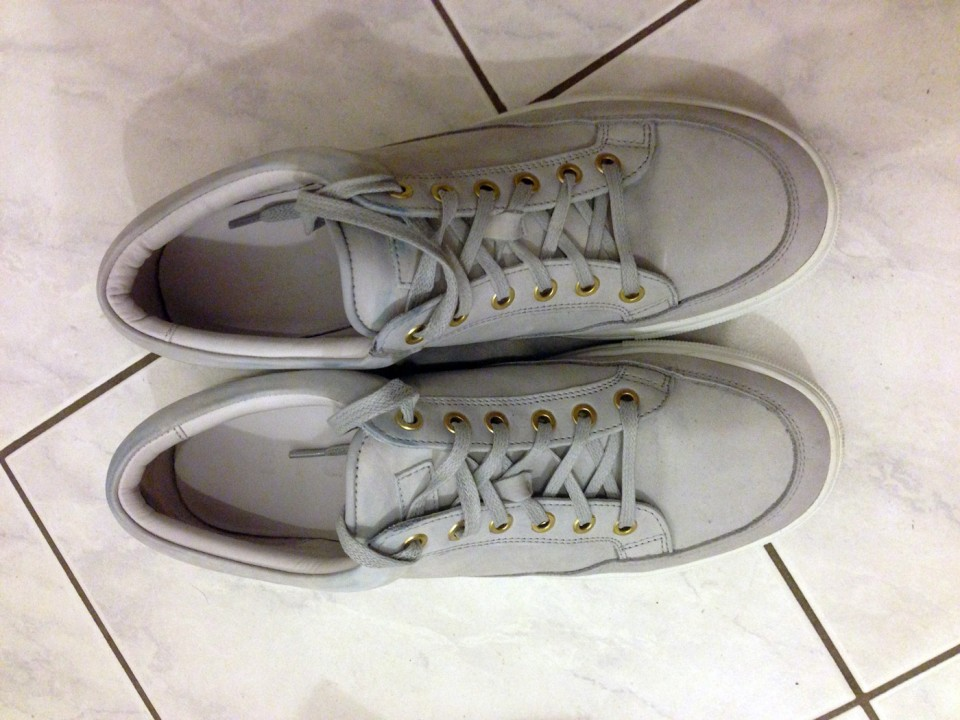 Sneakers ETQ Amsterdam Low Grey