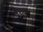 Chemise APC - Taille XS - Workwear - Flanelle - Image 2