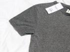 T-shirt Topman Longline Gris/grey - Image 3
