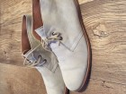 Desert Boots Beiges Suede Opening Ceremony - Image 1