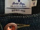 Jean BOLD BOYS n°4016 Selvedge Double Ring Spun 13oz indigo - Image 3