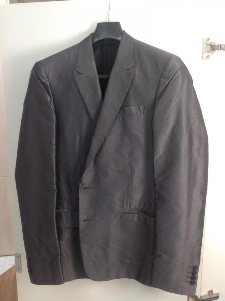 Costume Kris van Assche gris