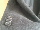 COS Wool Blazer Gris Anthracite - Image 2