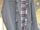 Duffle Coat Gloverall Noir T.XS - Image 1