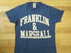 T-shirt Franklin Marshall bleu - Image 1
