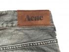 Jean Acne Roc gris taille 33 - Image 1