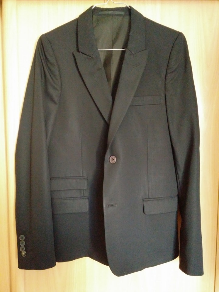 Blazer The Kooples noir 44 (XS)