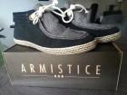 Chaussures Armistice Oslo Collar noir/gris - Image 1