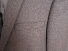 Veste Sandro anthracite 100% laine - Image 2