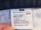 Jeans Acne Max Thunder - Image 2
