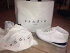 Baskets blanches Sandro neuves - Image 1