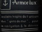 Caban / Armor Lux / Cap Sizun / Anthracite - Image 1