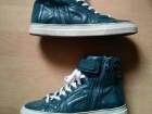 Pierre hardy sneakers bleu emeraude - Image 1