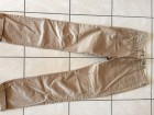 Chino beige taille 38
