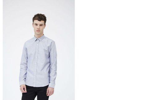 chemise-en-oxford