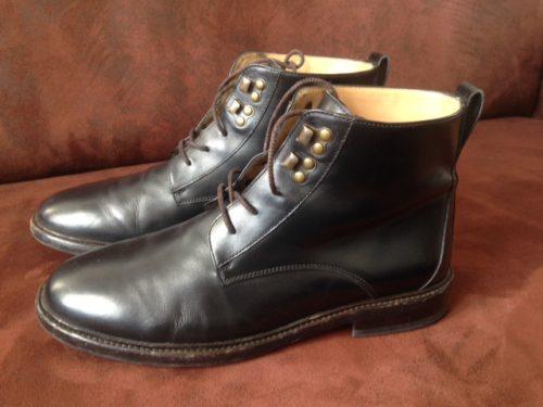 boots apc varennes noires homme vendre. Black Bedroom Furniture Sets. Home Design Ideas