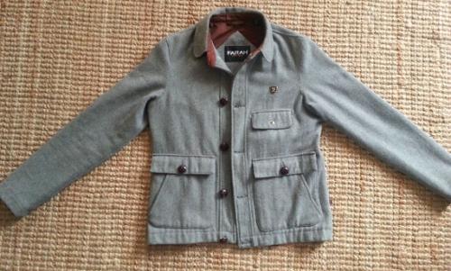 Blouson Farah Vintage laine – taille S