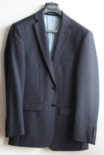 bleu.veste