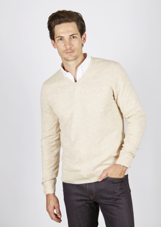 alagh-pull-col-v-cachemire-homme_beige
