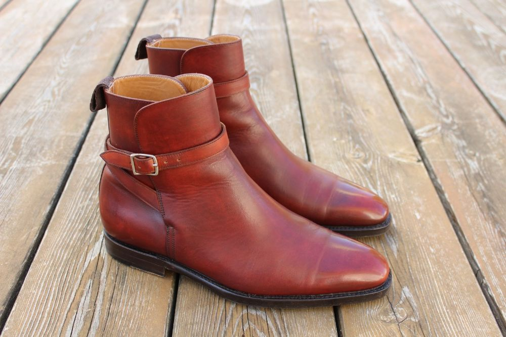 Bottines Jodhpur BonneGueule / Septième Largeur  6UK